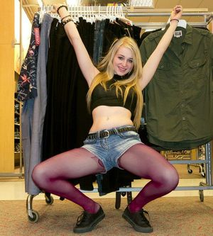 pantyhose teen girls