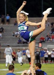 Free Cheerleader Panties Scenes